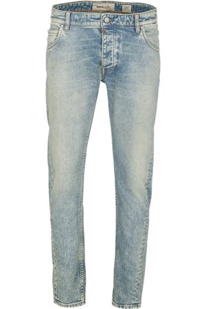 Tigha Heren Jeans Billy the kid 99102 stone wash (vintage light blue)