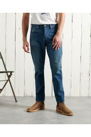 Superdry DRY Limited Edition Dry Japanese jeans met rechte pijpen