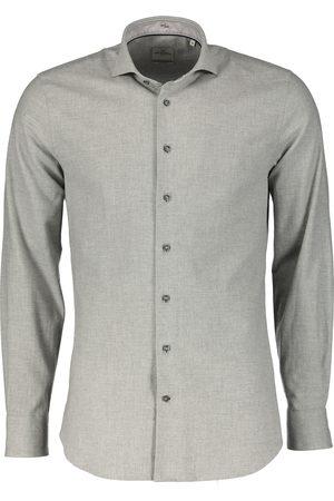 Jac Hensen Overhemd - Slim Fit - Grij