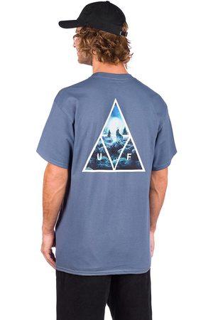 Huf Heren Korte mouw - Lupus Noctem T-Shirt