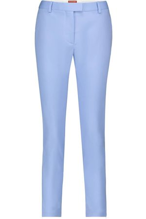 Altuzarra Henri mid-rise stretch-wool pants