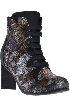 Papucei Dames veterboots flower
