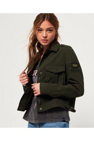 Superdry Dames Korte jacks - Military kort jack
