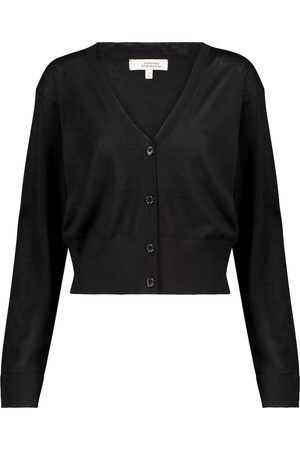Dorothee Schumacher Open Mind wool and silk cardigan