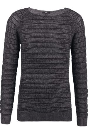Tigha Heren Sweaters - Herren Sweater Harley grijs (grey melange)