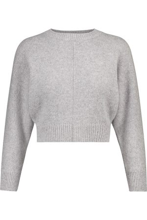 Prada Wool and cashmere cropped sweater
