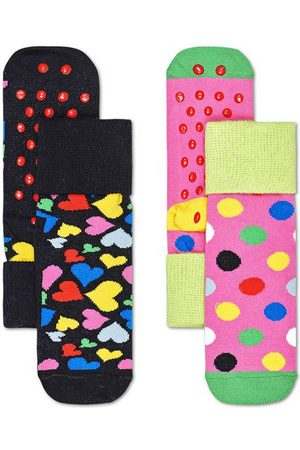 Happy Socks Sokken 2-Pack Kids Heart Anti-Slip Socks
