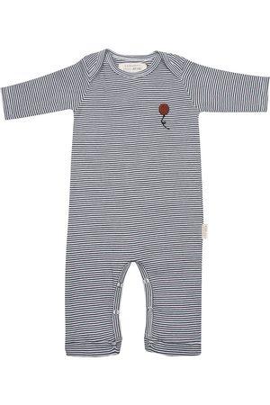 Reisenthel Babykleding Jumpsuit Small Stripe Rib