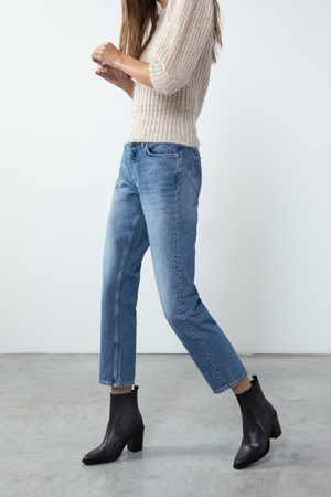 Sissy-Boy Straight fit 5-pocket jeans