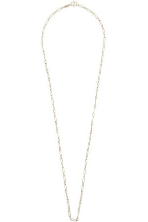 Retrouvai 14kt Gold Chain-link Necklace - Womens - Yellow Gold