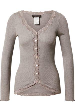 Rosemunde Gebreid vest 'Silk