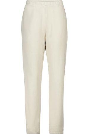 Les Tien Cotton-fleece sweatpants