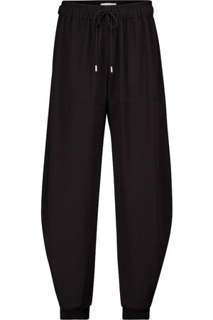 Chloé High-rise tapered trackpants