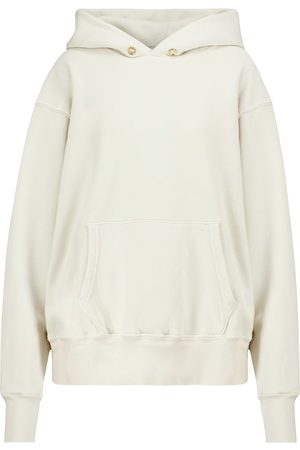 Les Tien Cotton fleece hoodie
