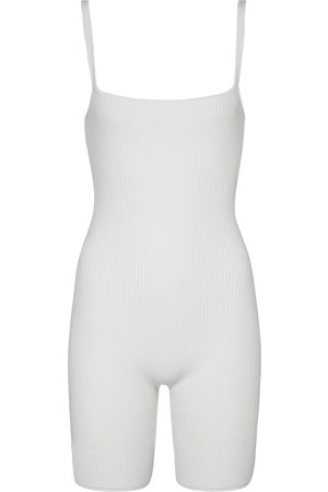SIR Agnes ribbed-knit jumpsuit