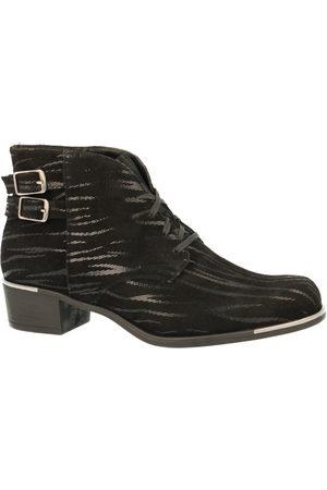 Durea Dames Cowboy & Bikerboots - Boots