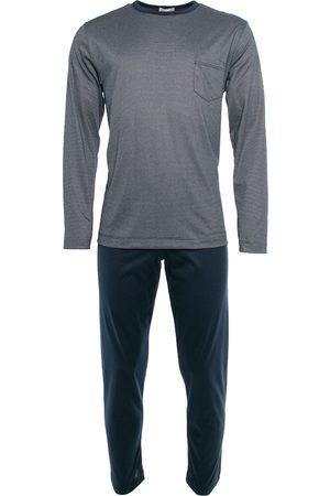 Mey Pyjama Blauw 24380