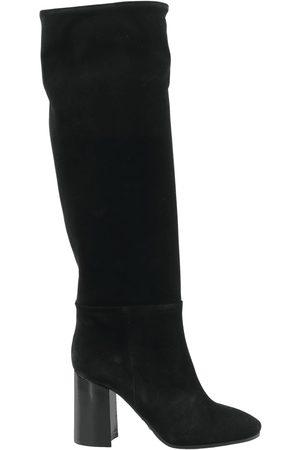Paris Punk Suede boot