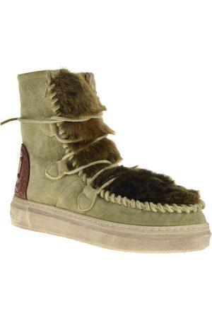 Karma Of Charme Boots gevoerd taupe
