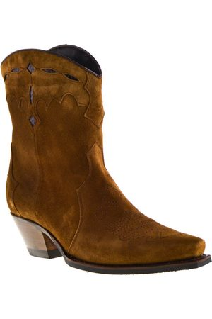 Sendra Western boots suede