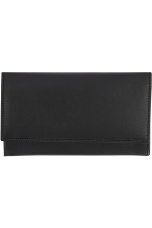HEMA Leren Portemonnee 10x16.4 - RFID- Zwart