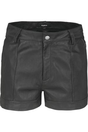 Tigha Dames Korte broek Rock n Roll Shorts zwart (black)