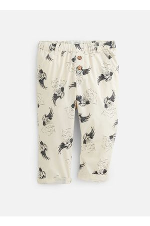 Sproet & Sprout Pantalon print Cockatoo by