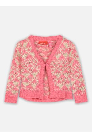 Bakker made with love Knitting Cardigan Jacquart by