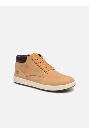Timberland Boots en enkellaarsjes Davis Square Leather Chk by