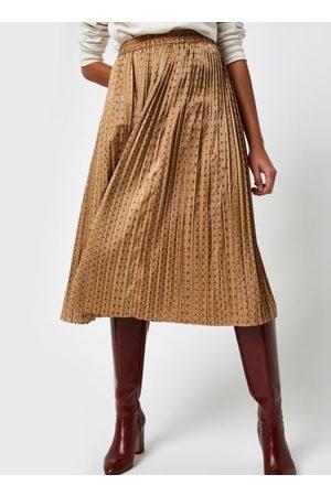 SELECTED Slfmoni Midi Pleated Skirt by