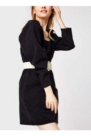 VILA Viverbena Sleeve Denim Dress by