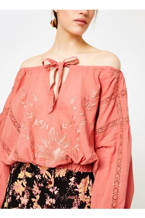 Free People MARIA MARIA LACE BLOUSE by