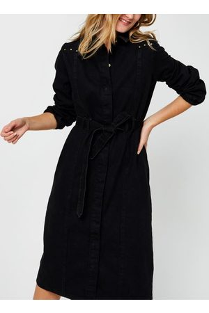 Pieces Pcrosie Midi Stud Dress by