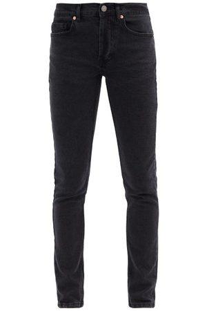 Raey Shady High-rise Skinny Jeans - Womens - Black