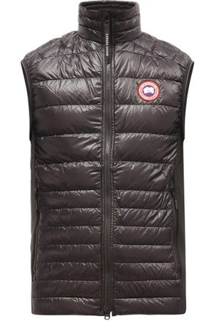 Canada Goose Hybridge Quilted-down Gilet - Mens - Black