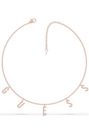 Guess Dames Kettingen - Kettingen UBN20002 Collier Los Angeles Roségoudkleurig