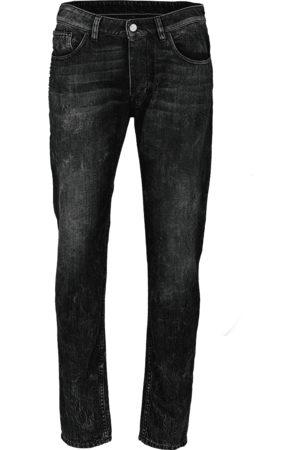Tigha Heren Jeans Robin 93111 stone wash zwart (vintage black)