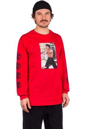 DGK Heren Lange mouw - X Bruce Lee Like Echo Long Sleeve T-Shirt