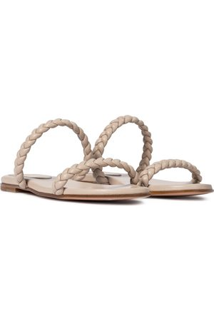 Gianvito Rossi Marley leather sandals