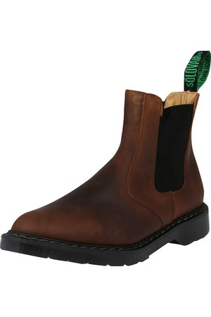 SOLOVAIR Heren Enkellaarzen - Chelsea boots 'Dealer