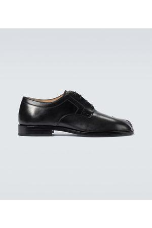 Maison Margiela Tabi leather derby shoes