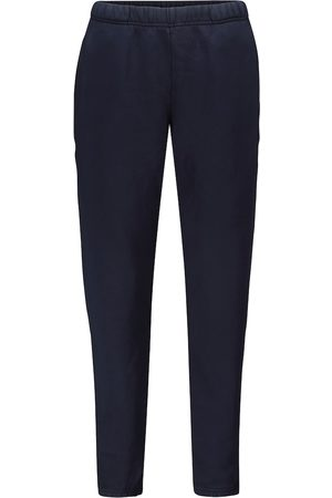 Les Tien Cotton fleece trackpants