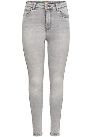 Only Onlmila Life Hw Ankle Skinny Fit Jeans Dames