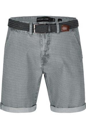 INDICODE JEANS Heren Shorts - Chino 'Caedmon