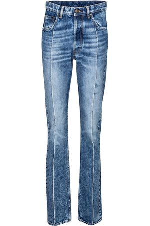 Maison Margiela High-rise slim jeans