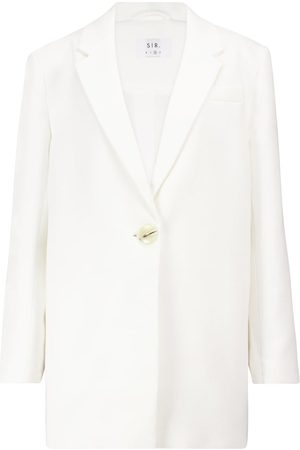 SIR Jacque cotton-blend blazer