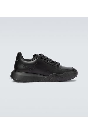 Alexander McQueen Mix sole runner sneakers
