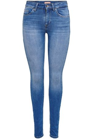 Only Onlblush Life Mid Skinny Jeans Dames