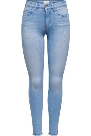 ONLY Dames Skinny - Jeans 'Blush