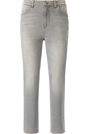 DAY.LIKE Dames Slim - Enkellange Slim Fit-jeans in 4-pocketsmodel Van